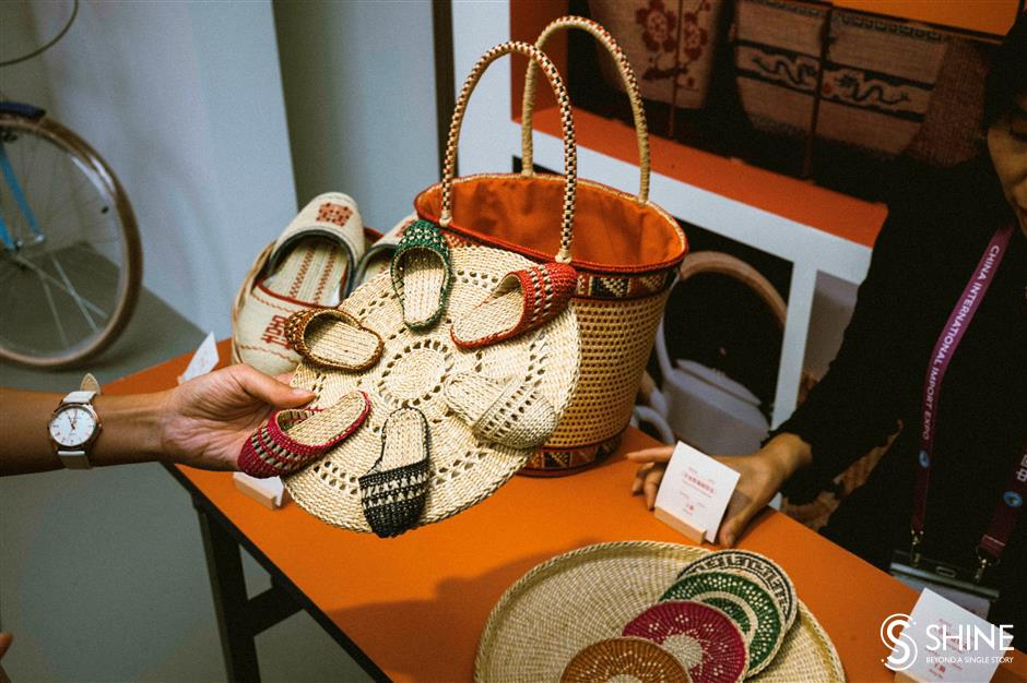 Champion of a traditional Jiading craft