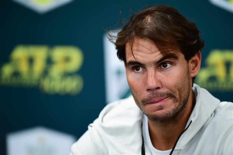 Nadal returns to No. 1 despite Djokovic's Paris win