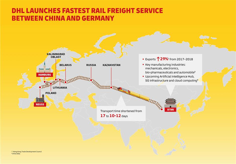 Cartina Expo 2017 Pdf.Rail Shipping Between China And Europe About To Get Even Faster Shine News