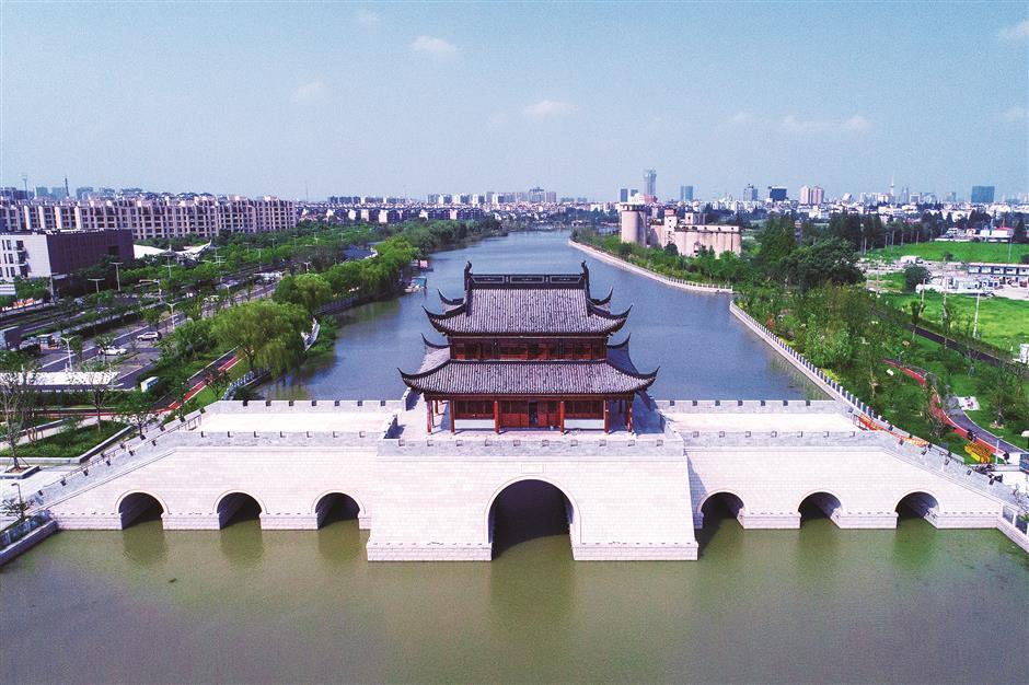 Choosing Qingpu is choosing to succeed