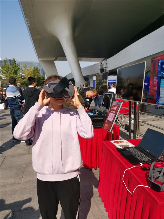 Hangzhou train station hosts 5G zone
