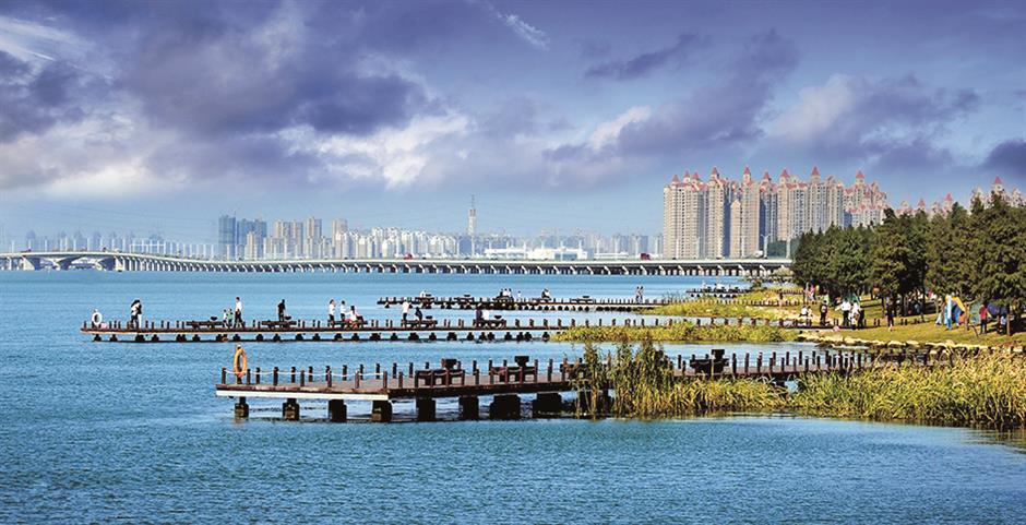 Suzhou Industrial Park helps high-tech firms thrive