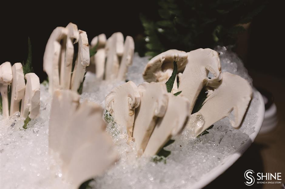 'Meet Mushroom' for a wild variety hotpot