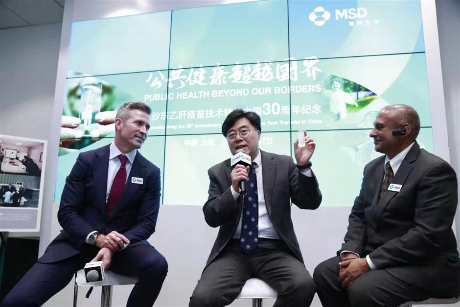 MSD's 'Inventing for Life' resonates with visitors