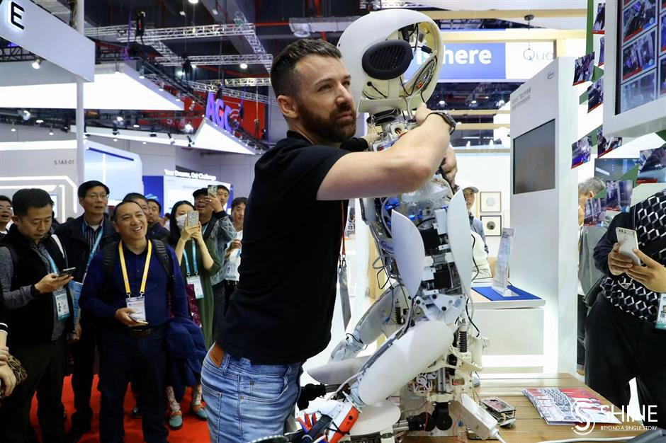 Electronic embrace: Is hugging the best use for robots in a lonely future?