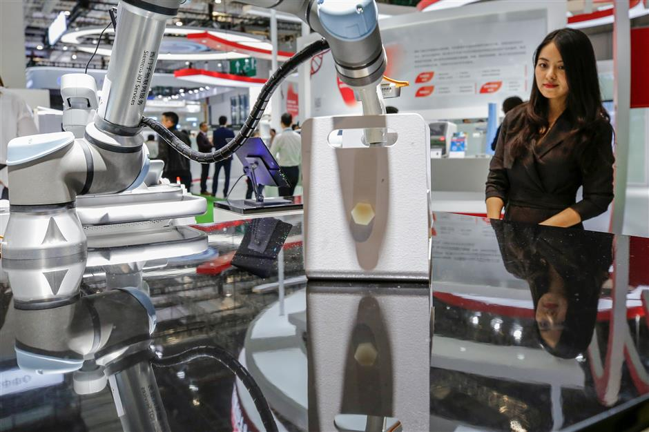 A glimpse of our future: day 5 of CIIE through Shanghai Daily's lens