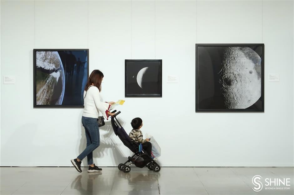 'Visions of Our Solar System' orbits Shanghai