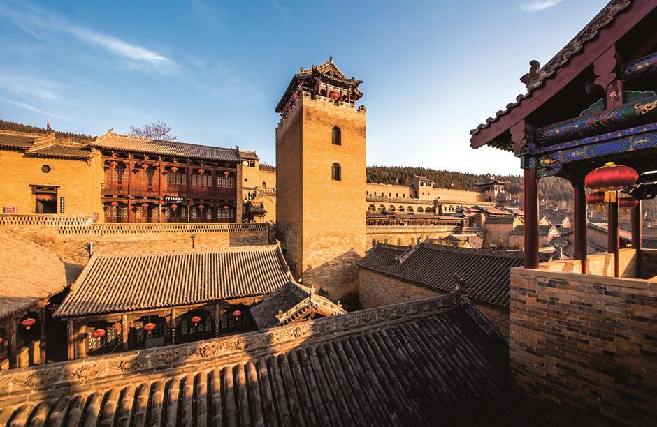 A 'Forbidden City' lies in Shanxi