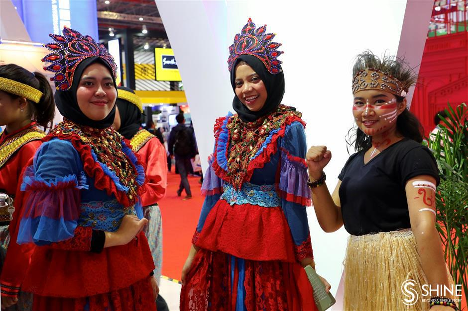 A global village: Day six of the CIIE through the lens