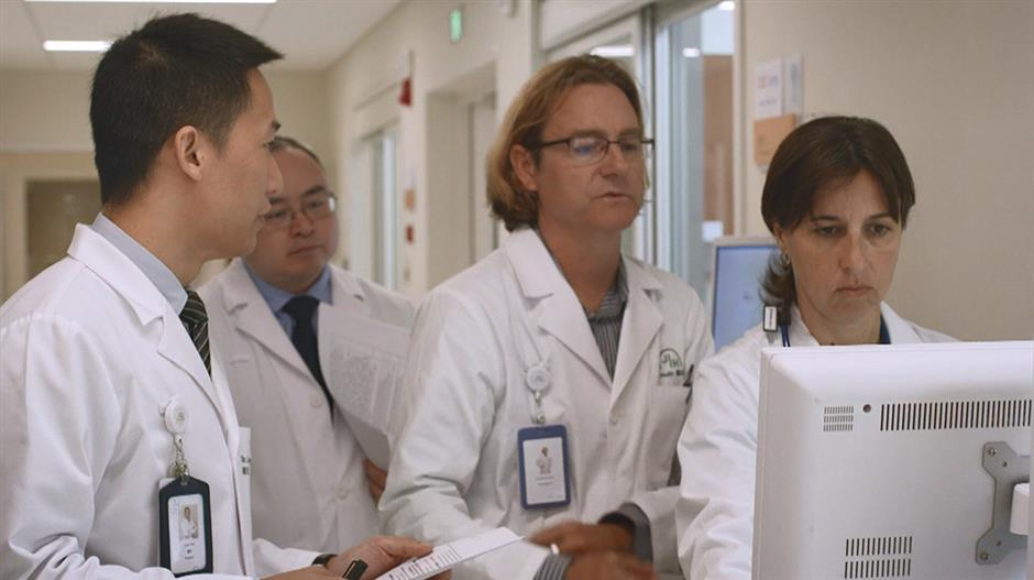 International medical team keeps CIIE safe