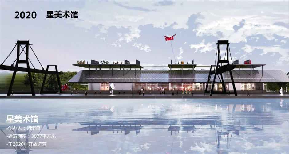 New projects, exhibitions unveiled on West Bund waterfront