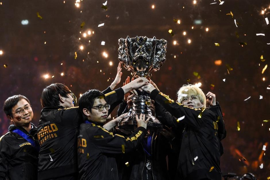 FPX defeats G2, wins second League of Legends World Championship title for LPL