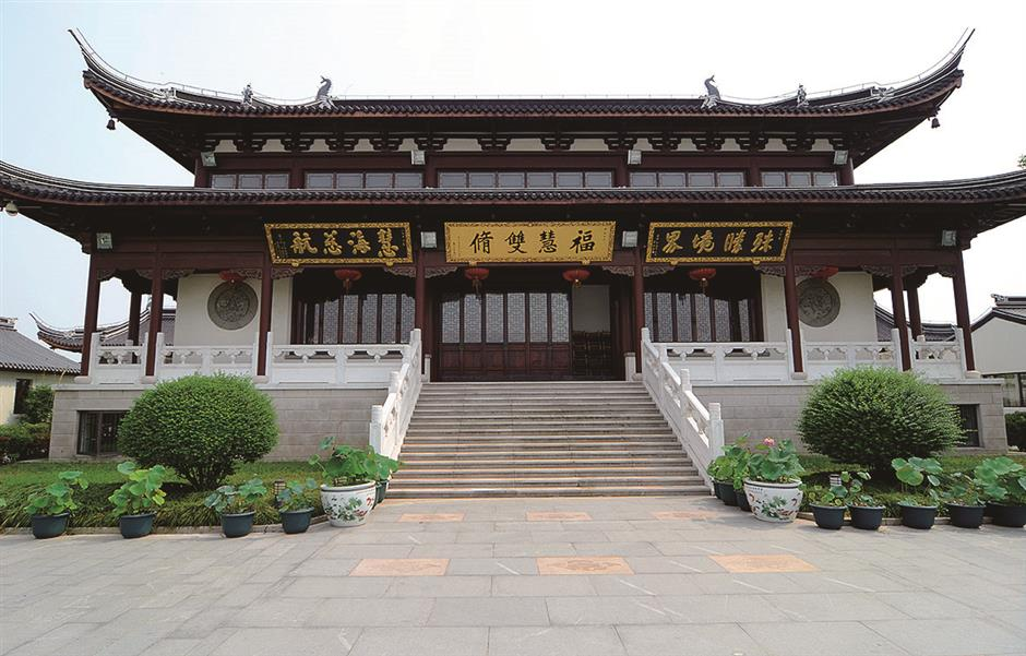 Fengxian's makeover attracts day-trippers