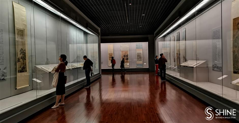 Zhejiang Museum hosts major exhibit of literati painting
