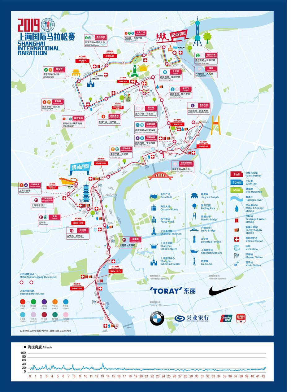 Roads closed for Sunday's marathon
