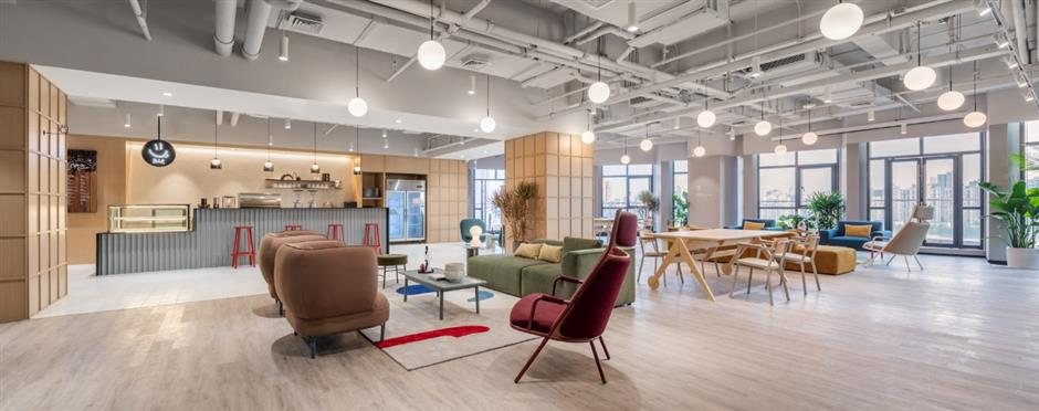 Two new workspaces open