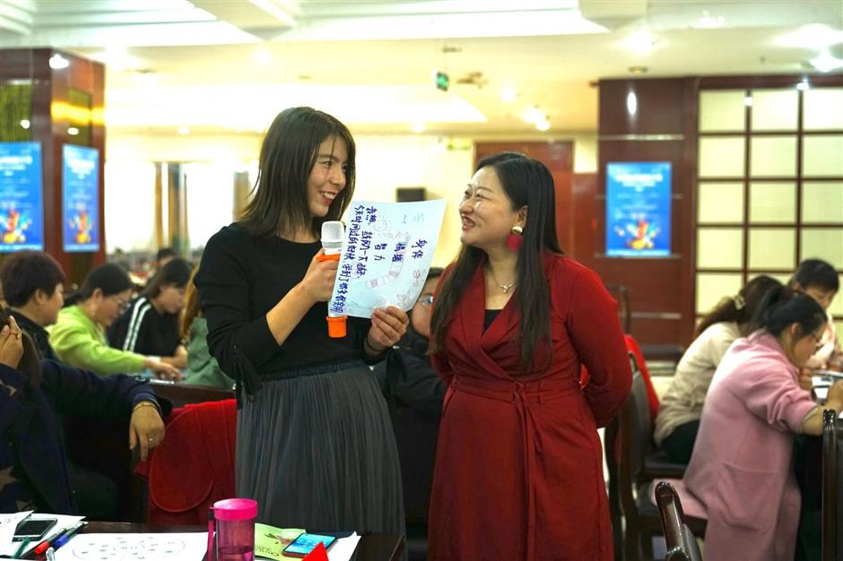 J.P. Morgan helping women in fight against poverty