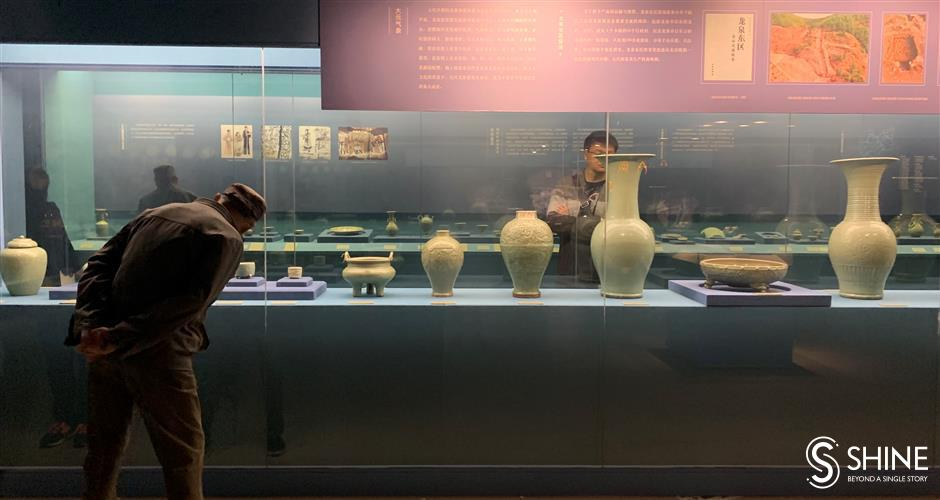 Rare celadon from 42 museums on show