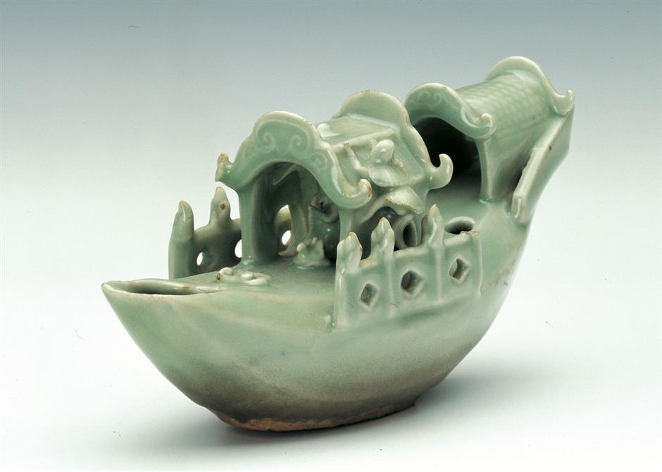 Rare celadonfrom 42 museums on show