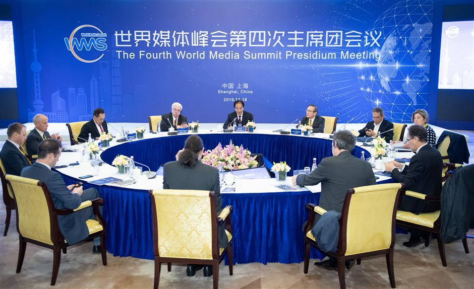 Seeking new global media vision