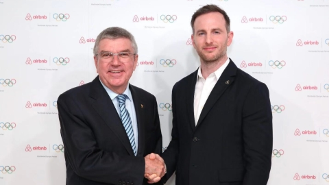 Airbnb will support Olympic games through 2028 - SHINE News - SHINE