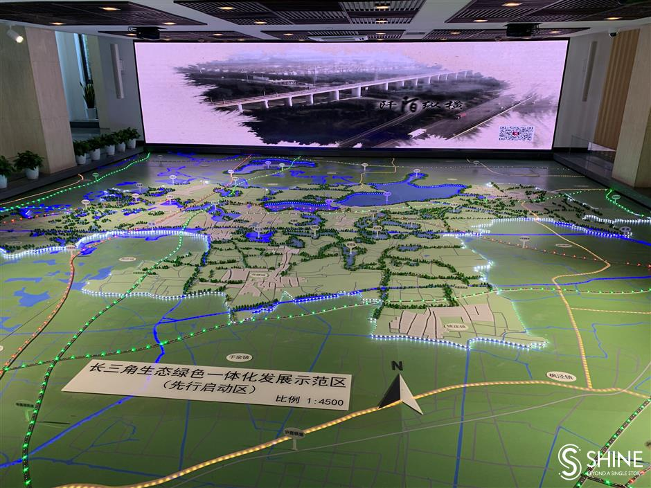 New zone sets out its targets for Yangtze River Delta