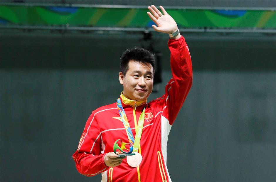 Pang wins gold, India collects three titles at shooting World Cup final