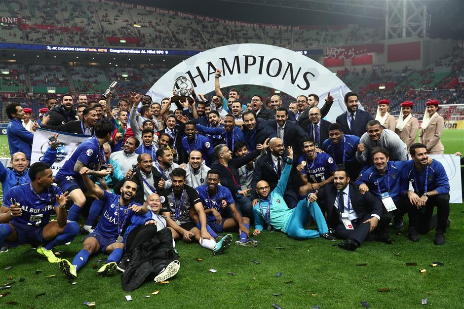 Al-Hilal beats Urawa to win Asian Champions League