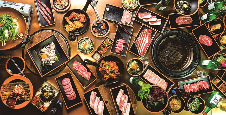 Juju's Korean BBQ adds flair to Bund dining