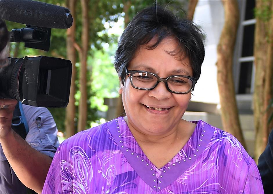 Australian grandmother avoids death in Malaysia