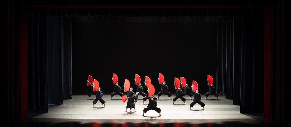 Dance troupe marks 20th anniversary
