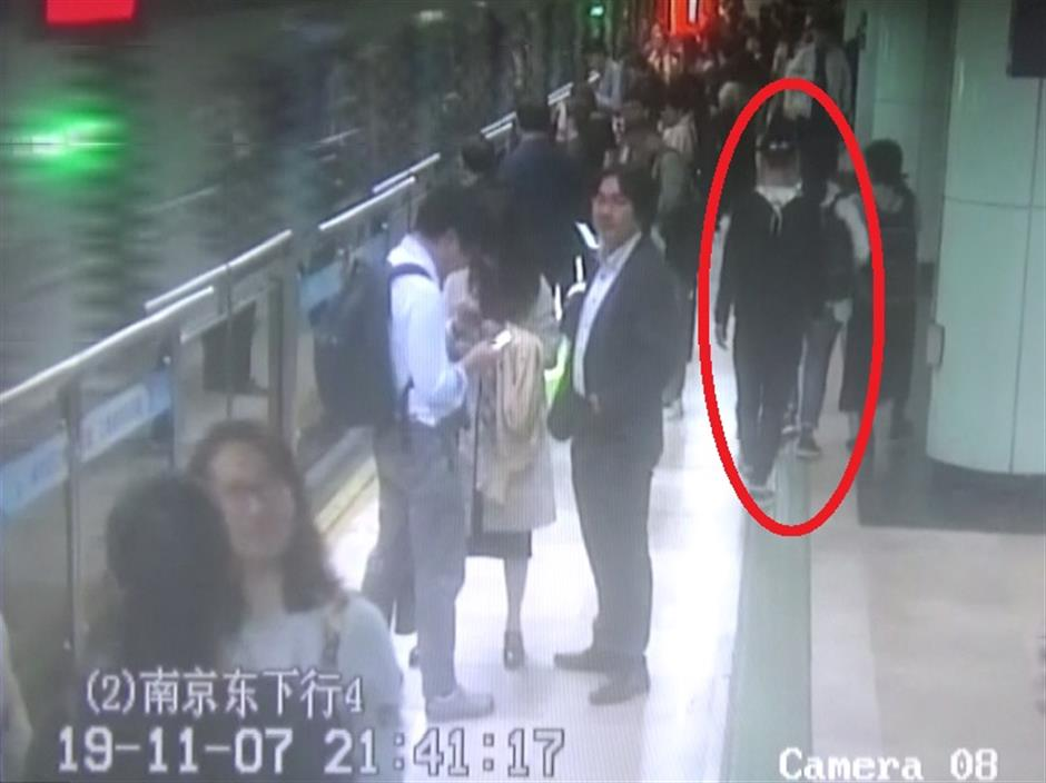 Theft cases down dramatically: Shanghai police