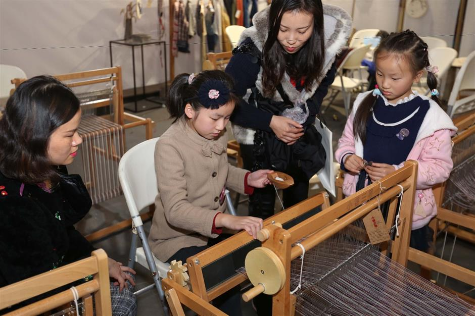 Global skills on show at handcraft expo