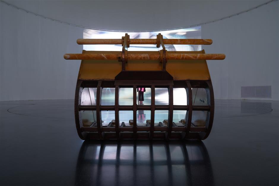 French artist sails onboard 'Ocean II Ocean'