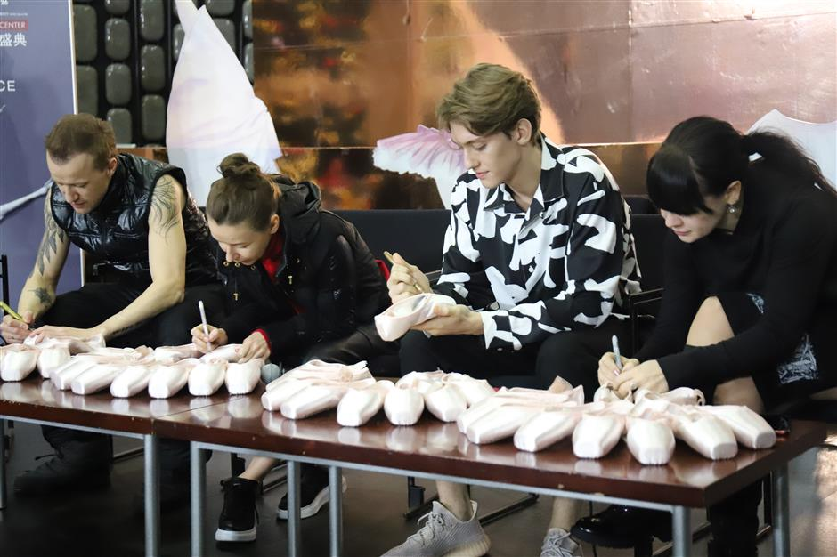 'Sisters' Shanghai, St Petersburg share an enduring love for ballet