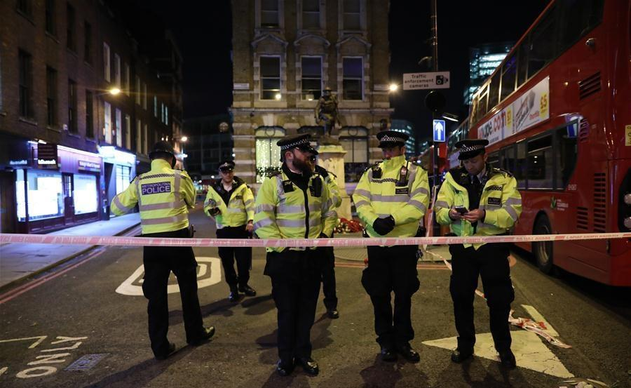 London Bridge knife attacker has connections to terror groups: media reports