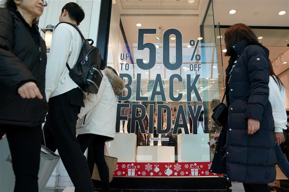 Crazy 'Black Friday' crowd migrating to e-commerce