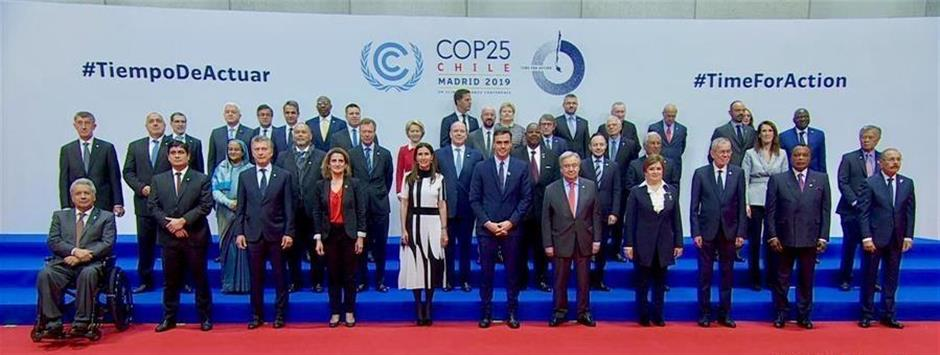 Leading with action in fighting climate change