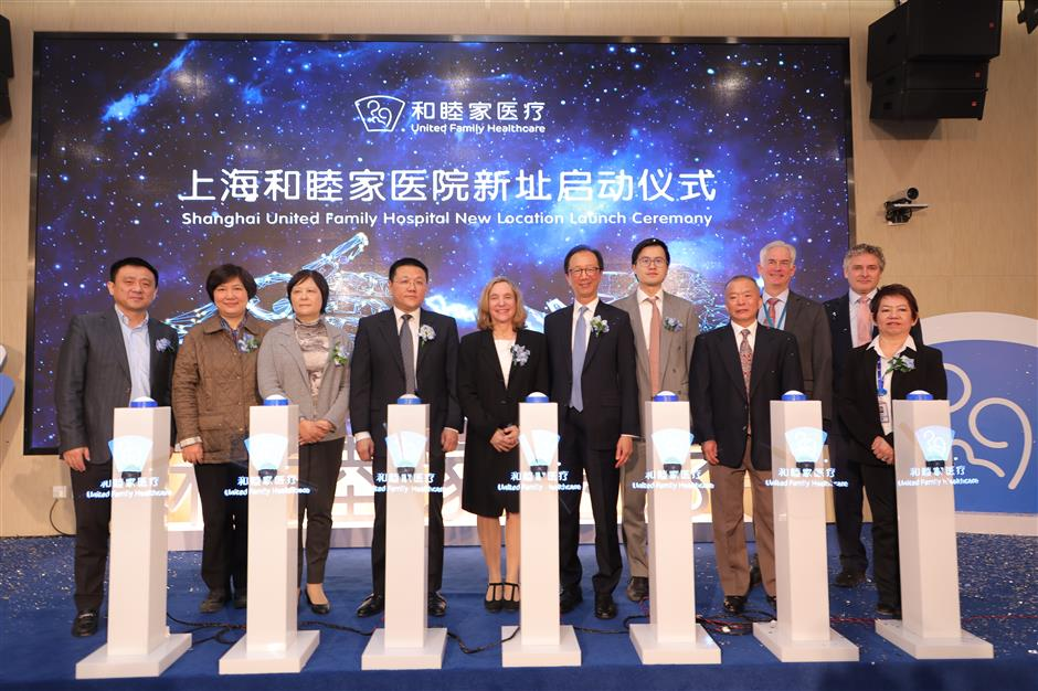 International hospitals expand in Shanghai