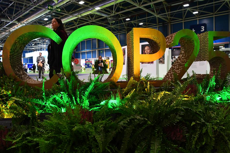 Implementation of Paris Agreement and funding key issues for China at COP25