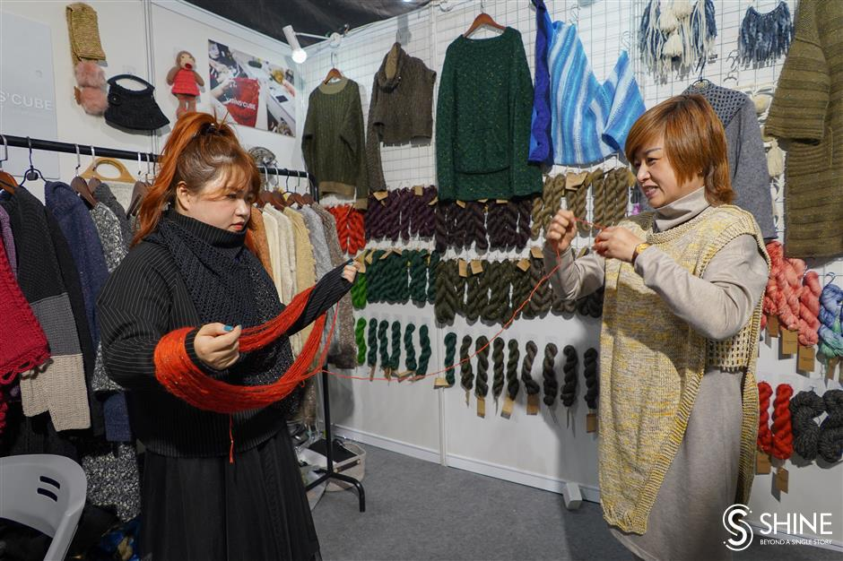 Deft needlework survives with a new generation