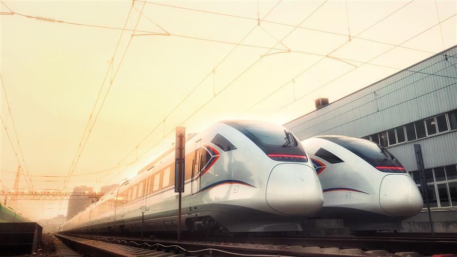 Jinshan trains get bigger