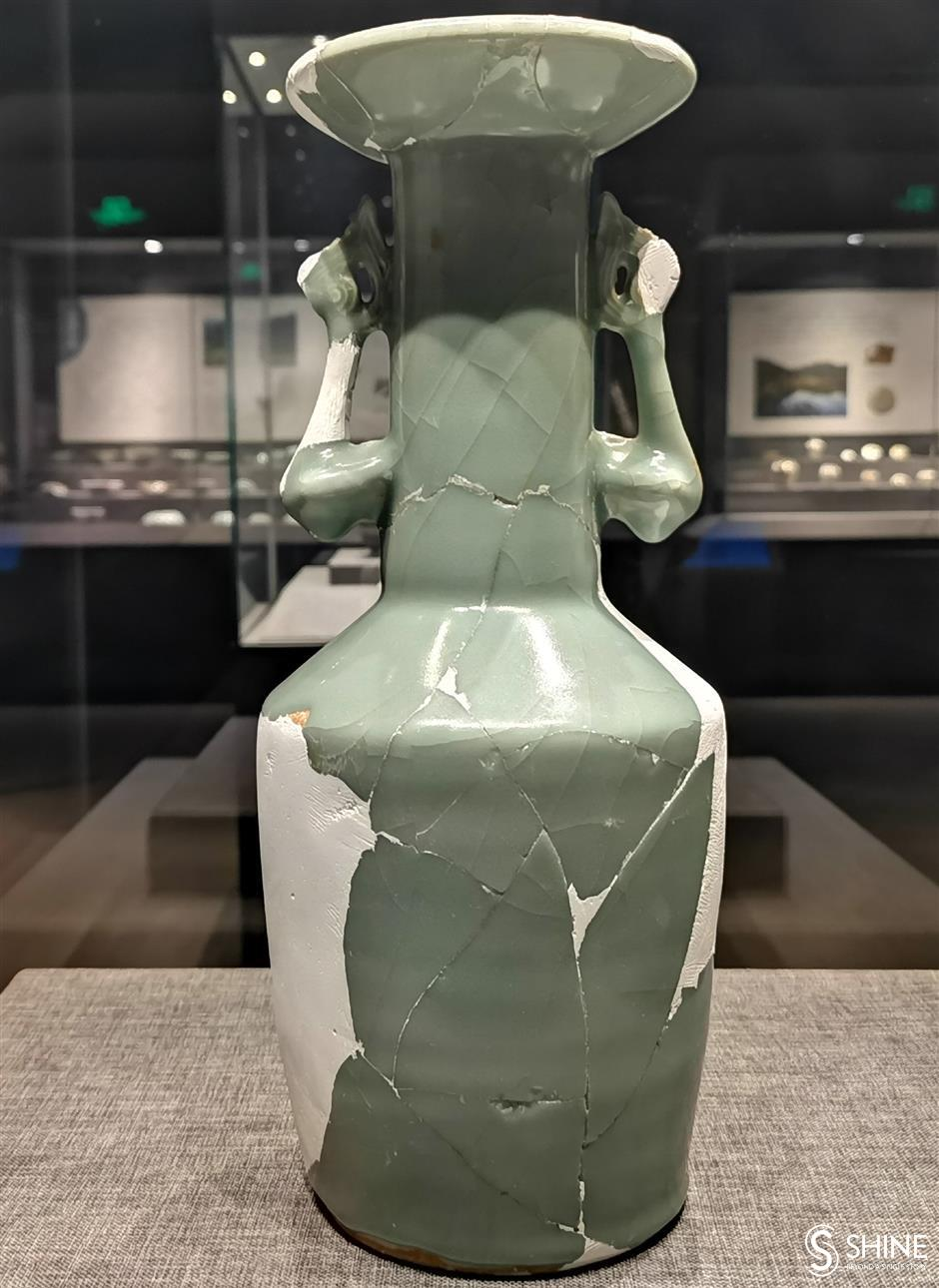 Ceramics on view at Zhejiang Museum