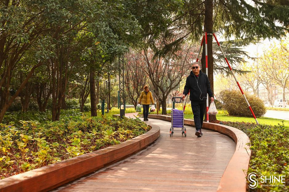 New greenways bring nature to Shanghai residents