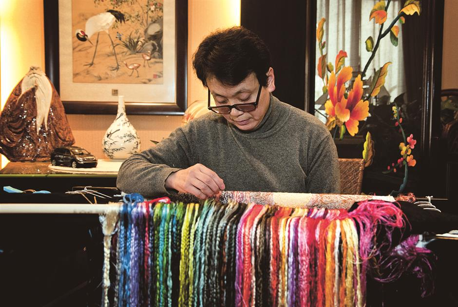 Shanghai's Xinjing keeps local folk culture alive