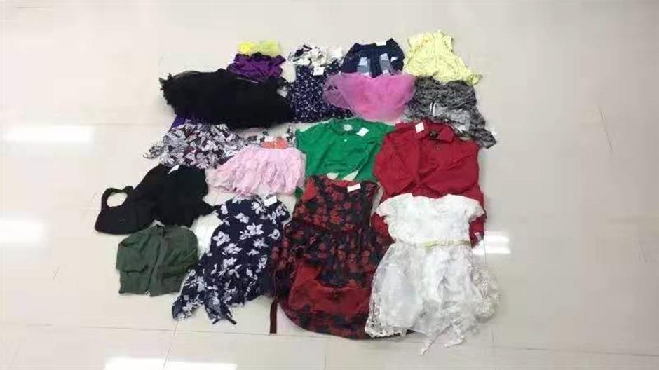 Children's clothing fails tests