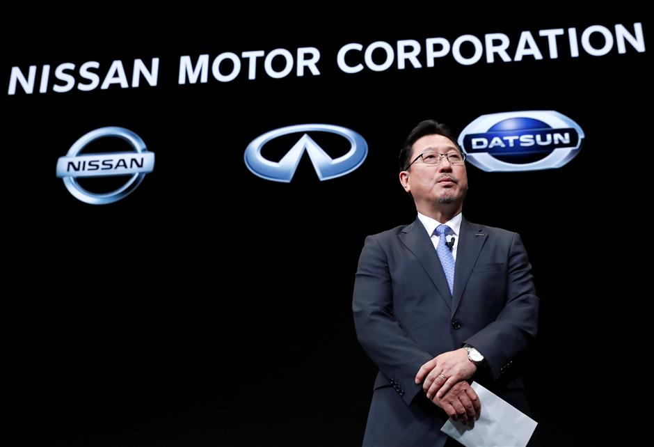 Fresh Nissan crisis as top official quits