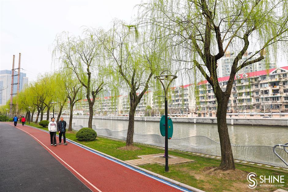 Suzhou Creek greenway set for 2020 completion