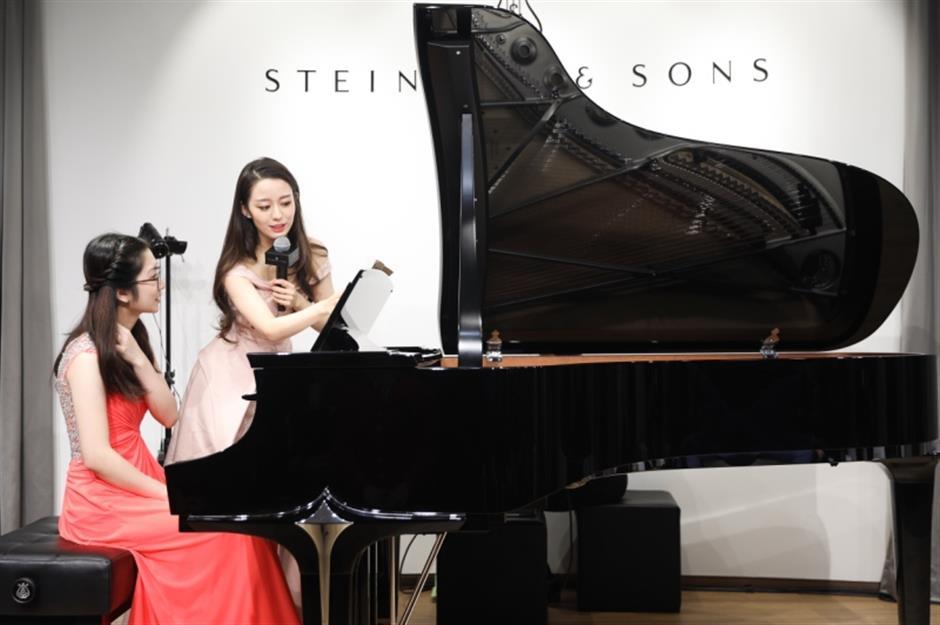 New platform for music exchange opens in Shanghai