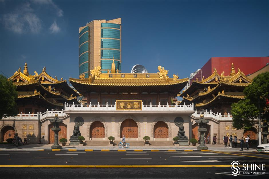 How Jing'an Temple evolved into an international cultural exchange of Buddhism